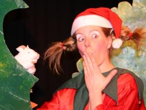 Le Lutin qui avait perdu Noël