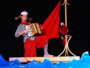 Mousse et le secret des pirates